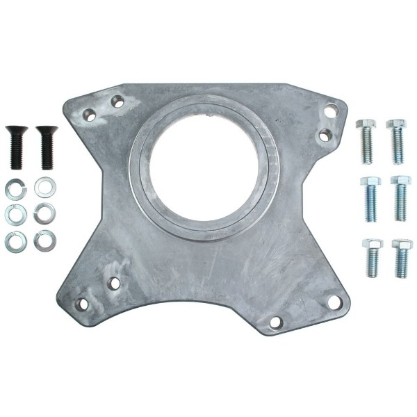65-70 T5 TRANSMISSION SPACER ADAPTER PLATE - 6 BOLT BELL HOUSING