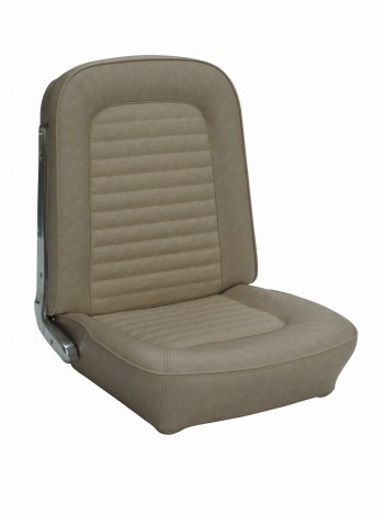 UPHOLSTERY 66 COUPE FULL SET BLACK - TMI