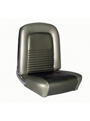 UPHOLSTERY 67 COUPE FULL SET BLACK - TMI