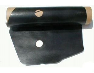 65-66 COUPE WATERSHIELD SET