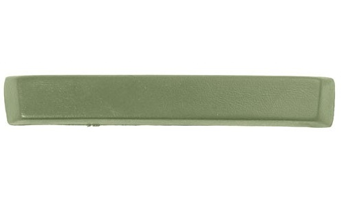 65 ARM REST PAD - IVY GOLD