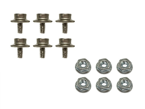 64-68 CONVERTIBLE QUARTER SNAP KIT THREADED TYPE