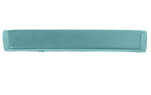 66 ARM REST PAD - TURQUOISE