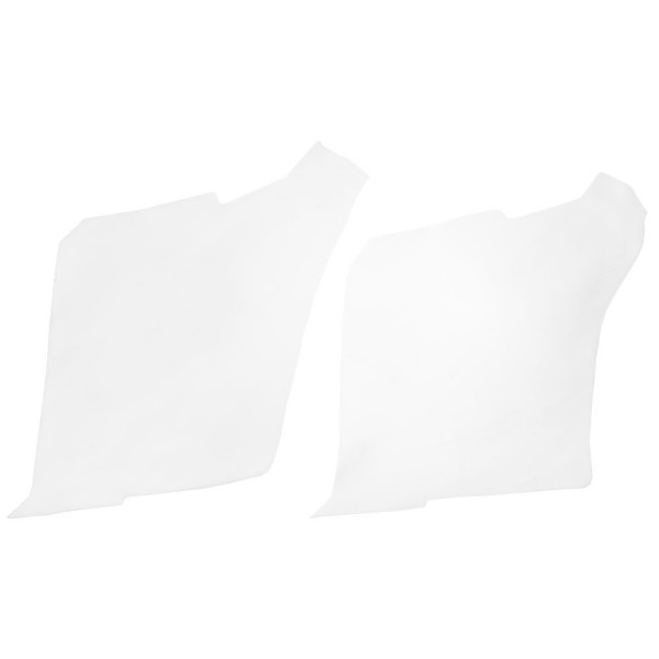 64-68 COUPE QUARTER TRIM PADDING KIT
