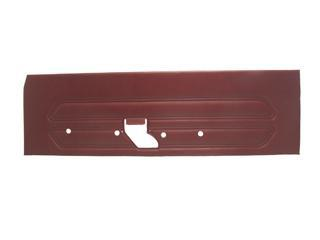 DOOR PANELS 69 STANDARD DARK RED - TMI
