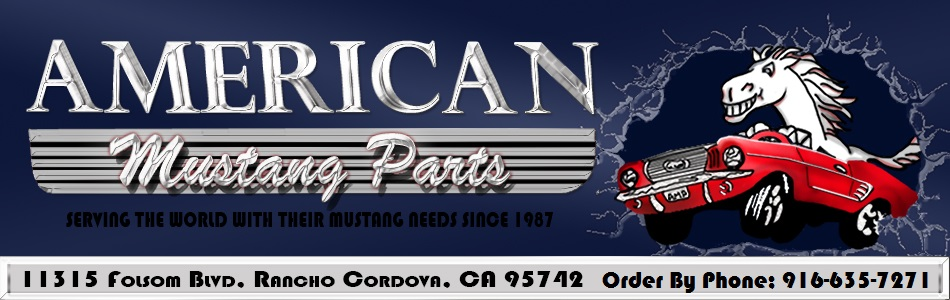 AMERICAN MUSTANG PARTS